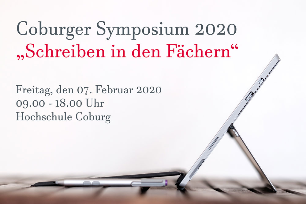 schreiben in den fächern ,call for papers